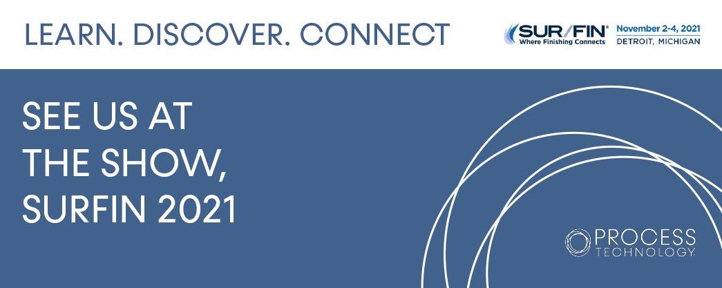 Process Technology sponsors SUR/FIN 2021