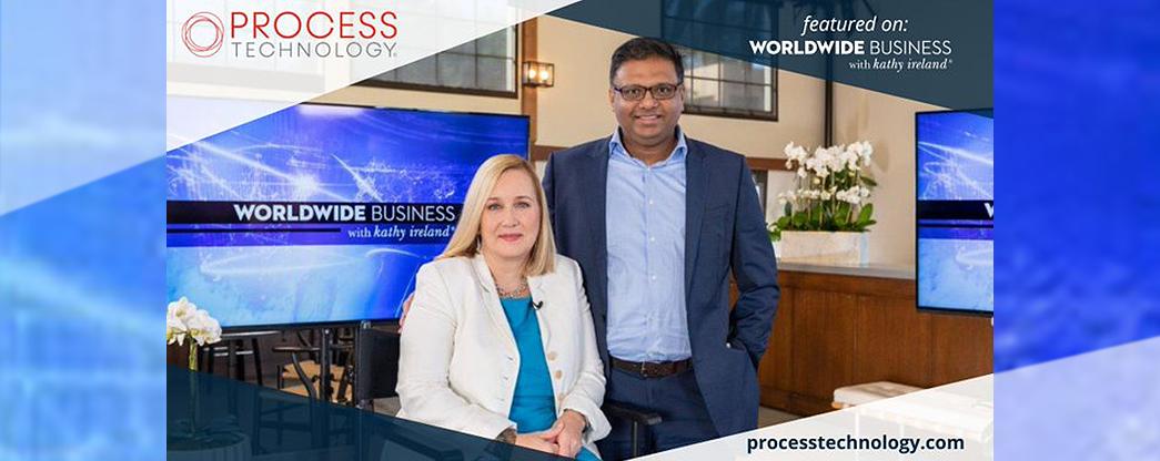 Process Technology on Worldwide Business with kathy ireland®