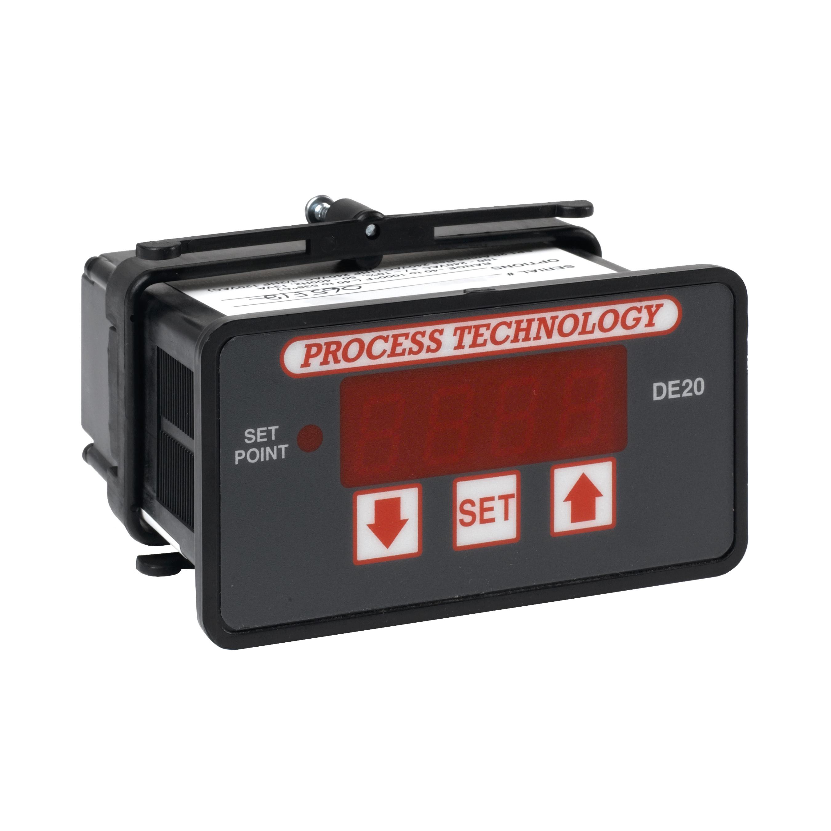 DE 20 Series Thermostat
