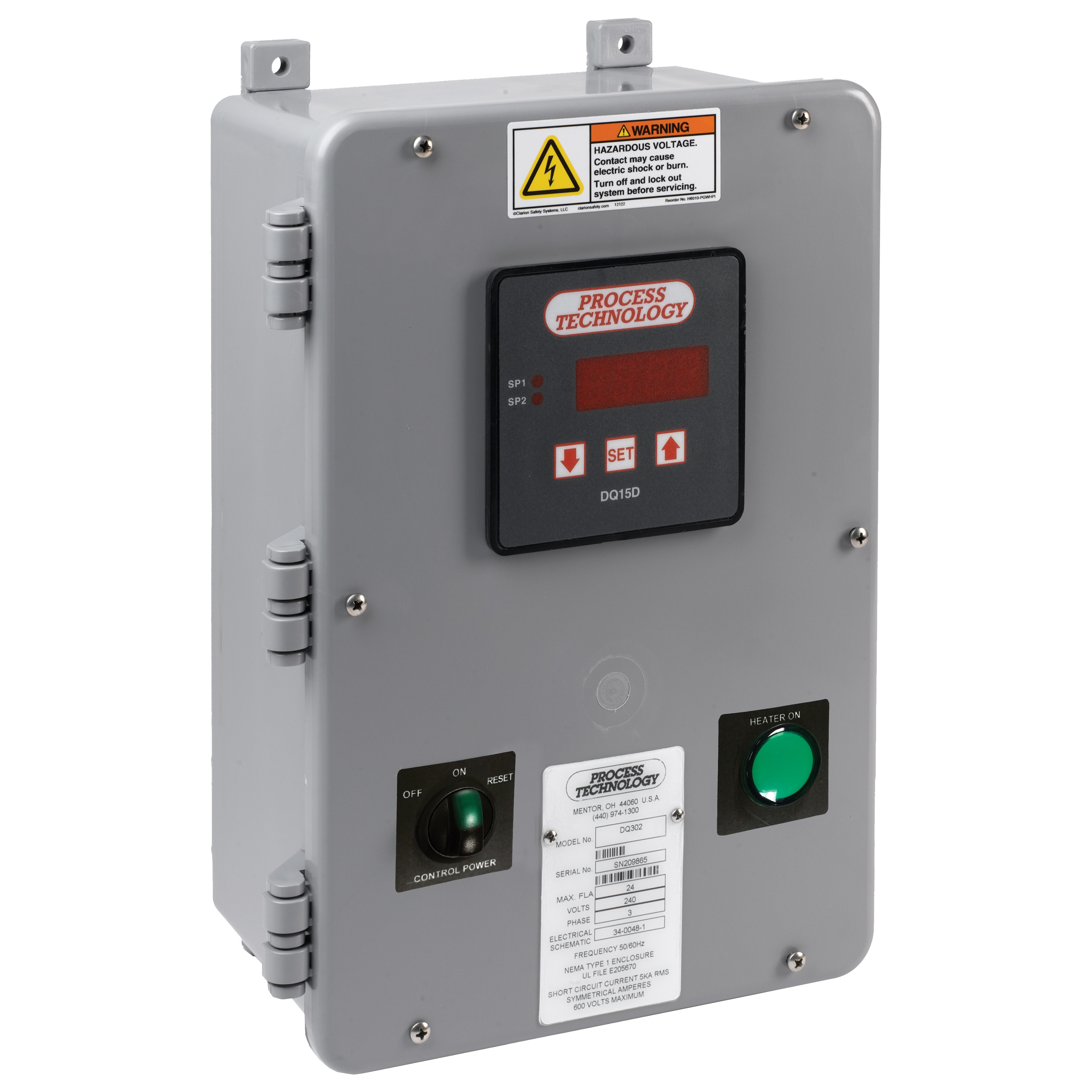 DQ Series Combination Control