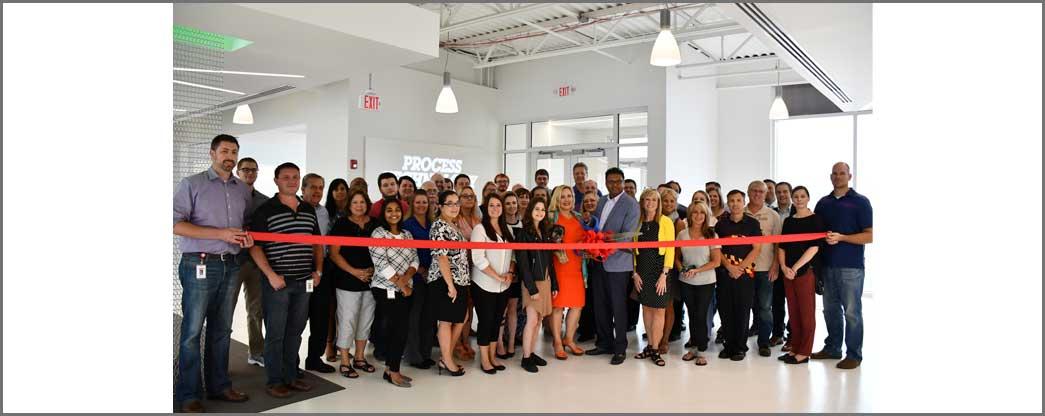 Process Technology Celebrates New Headquarters!