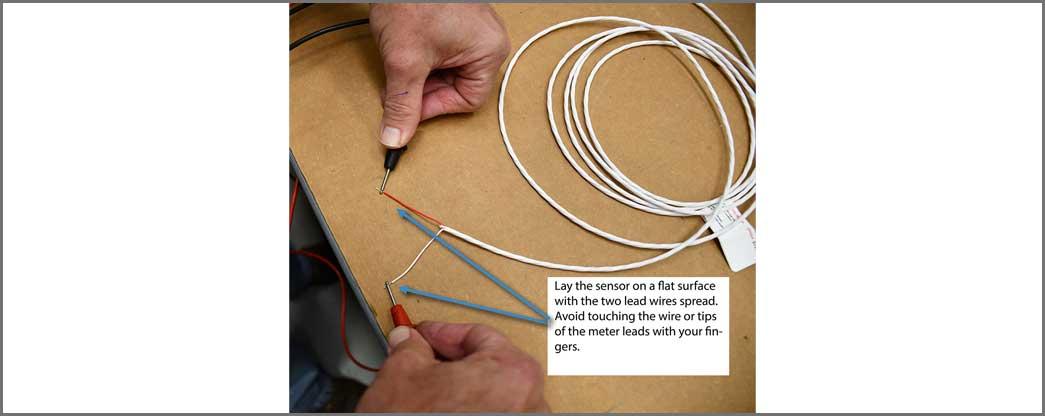 How to Test RTD Sensors
