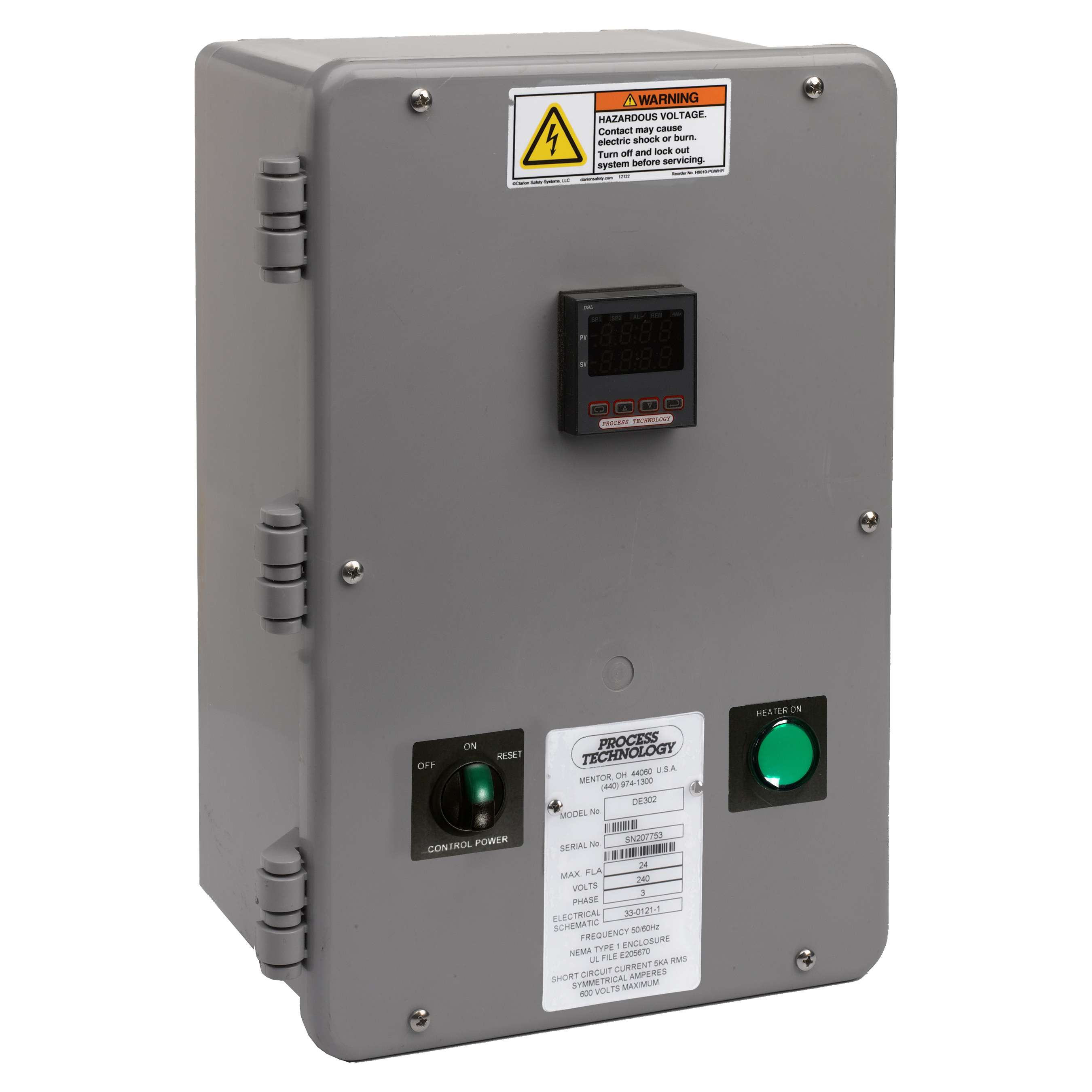 DSL Series Relay/Control